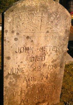 John Geter