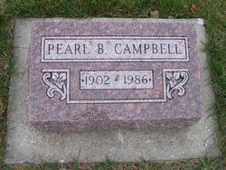 Pearl <I>Barnhart</I> Campbell