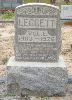Vol E. Leggett