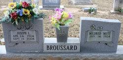 Joseph L Broussard