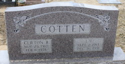 Clifton R Cotten