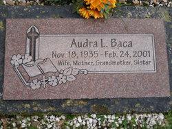 Audra Leona <I>Prewett</I> Baca