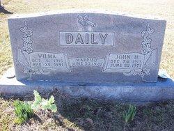 John H Daily