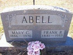 Mary Catherine <I>Roe</I> Abell