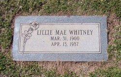 Lillie Mae Whitney