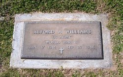 Alford A. Williams