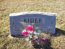 William Rider