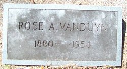 Rose A. Vanduyn