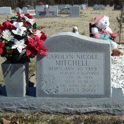 Carolyn Nicole Mitchell