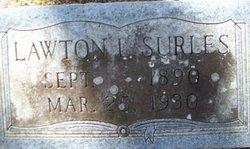 Lawton Linton Surles