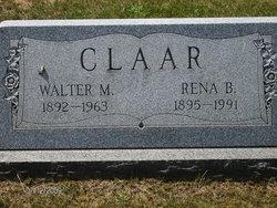 Walter M. Claar