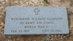 Woodroe Wilson Ganson