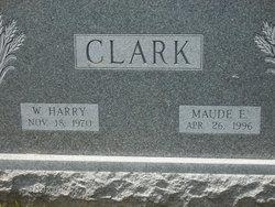 Maude E. Clark