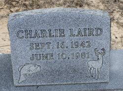 """Charles Lee """"Charlie"""" Laird"""
