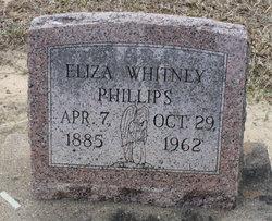 Eliza Whitney Phillips