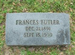 Frances Butler
