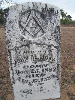 John Madison Ross