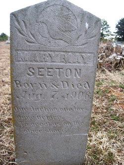 Mary May Seeton