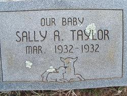 Sally Ann Taylor