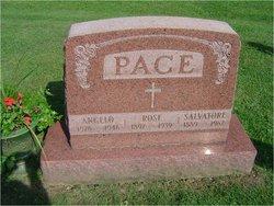 Rose <I>Ange</I> Pace