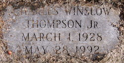 Charles Winslow Thompson, Jr