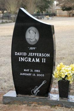 "David Jefferson ""Jeff"" Ingram, II"