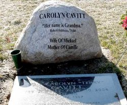 "Lois Carolyn ""Terry"" Cavitt"