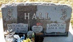 "Mitchell J ""Mitch"" Hall"