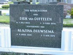 Dirk van Duffelen