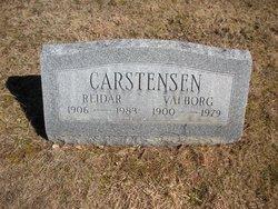 Valborg <I>Pedersen</I> Carstensen