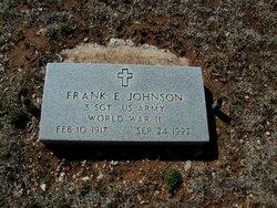 Frank Edward Johnson