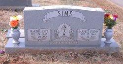 Earnest Felton Sims