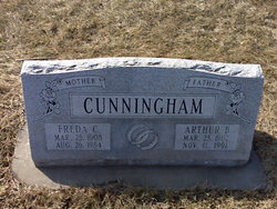 Arthur B Cunningham