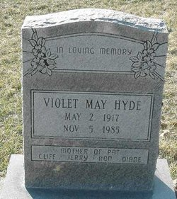 Violet May Hyde