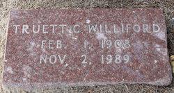 Truett C Williford