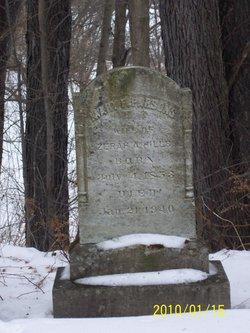 Mary F. <I>Parsons</I> Hills