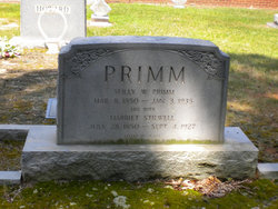 Harriet <I>Stillwell</I> Prim
