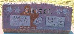 Ruth Ann Grizel