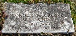 George C. McCroskey