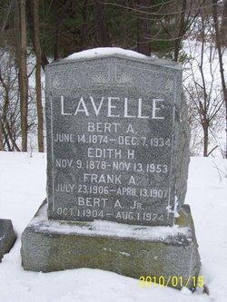 Bert A. Lavelle, Jr