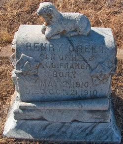 Henry Greer Fraker