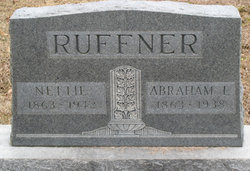 "Sarah A. ""Nettie"" <I>Tutewiler</I> Ruffner"