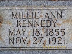 Millie Ann Kennedy