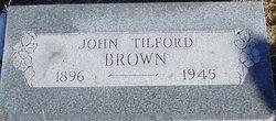 John Tilford Brown