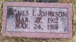 Agnes I Johnson