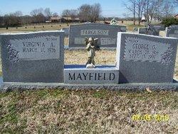 Virginia <I>Allen</I> Mayfield