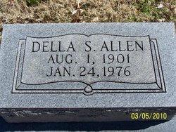 Della <I>Sanford</I> Allen