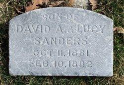 Horace Edward Sanders