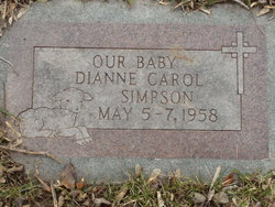 Dianne Carol Simpson