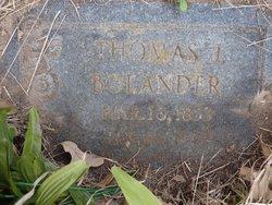 Thomas J Bolander